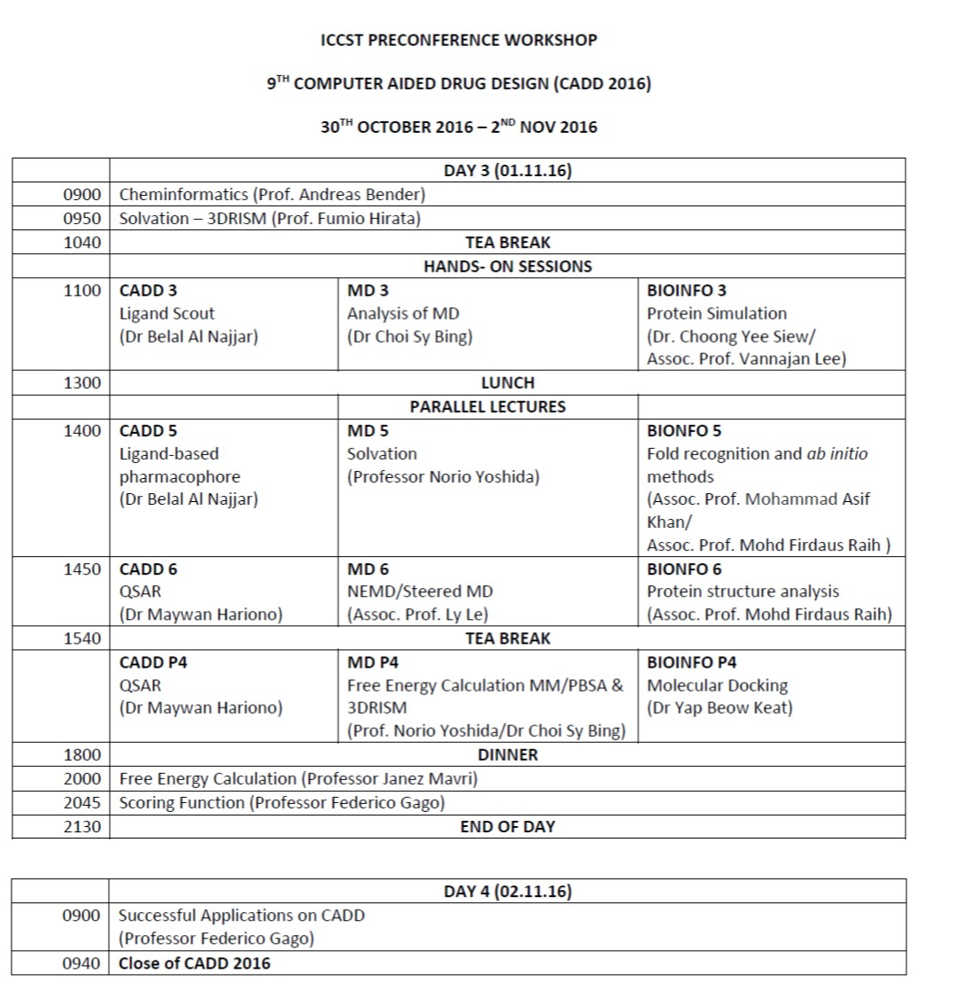 time table2